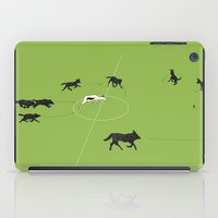 football iPad Cases featuring Football by Rubans