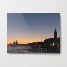 Venexia in  twilight (2) Metal Print