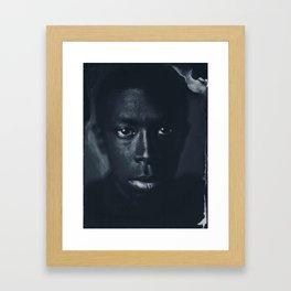 True Type Framed Art Print