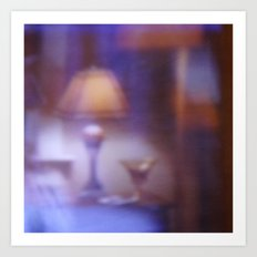 OUT-OF-FOCUS | Room with a view Art Print