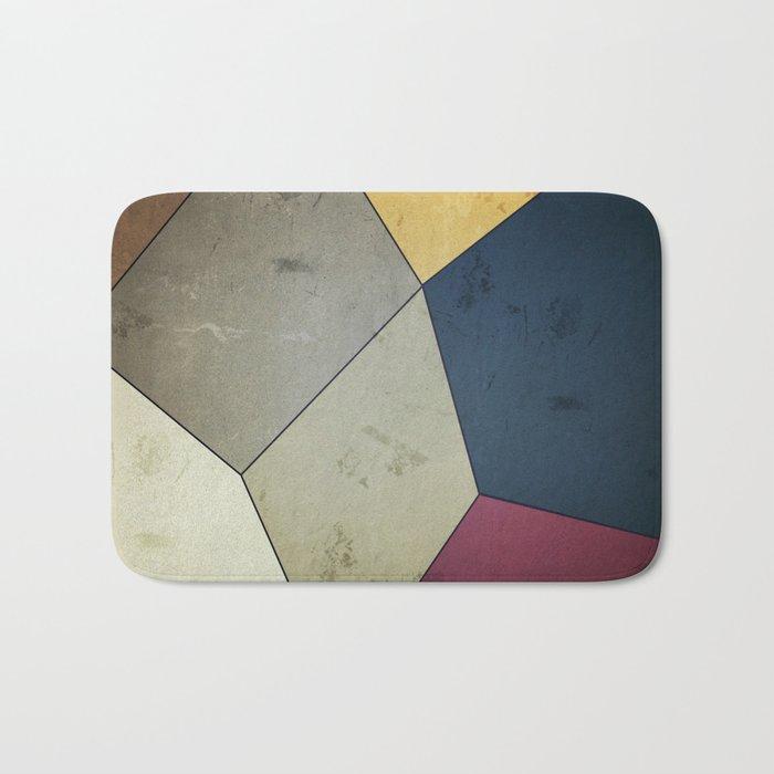 Geometric A/W 3 Bath Mat