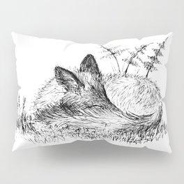 Sleepy Fox Pillow Sham
