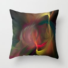Dance of Divinity Throw Pillow