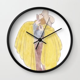 A Song for the Moon Wall Clock