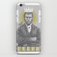 Selfsame Felon iPhone & iPod Skin