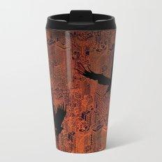 Ecotone (night) Travel Mug