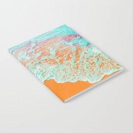Coral Shore #photography #digitalart Notebook