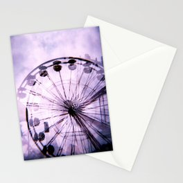 Double Ferris Wheel Stationery Cards