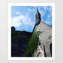 St. Blasius Church Art Print