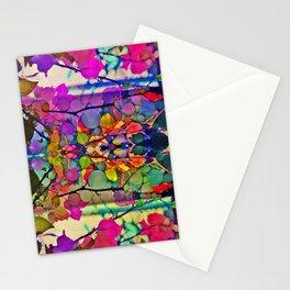 Thru the Kaleidoscope  Stationery Cards