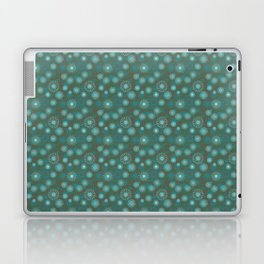 Green Winter Laptop & iPad Skin