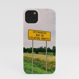 Hitchhikers iPhone Case