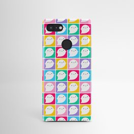 Colourful Little Ghosts Android Case