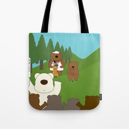 WE♥GOLF Tote Bag