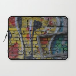 color decay Laptop Sleeve