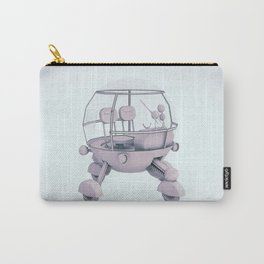 Hip to be square Carry-All Pouch