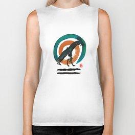 Capoeira 428 Biker Tank