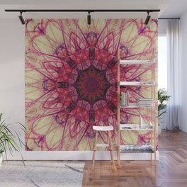 Intention Colorful Geometry Wall Mural