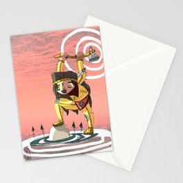 Go indiana Stationery Cards