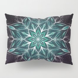 """Wedding"" mandala Pillow Sham"