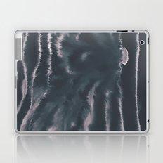 F-Tie dye- blue & white Laptop & iPad Skin