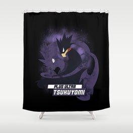 Tsukuyomi Shower Curtain