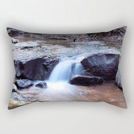 Curtis Falls Cascades Rectangular Pillow