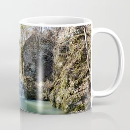 Alone in Secret Hollow with the Caves, Cascades, and Critters, No. 1 of 21 Coffee Mug