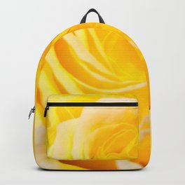 A Touch of Yellow #Rose #1 #art #society6 Backpack