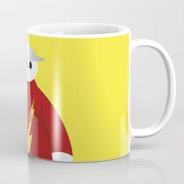 The Flash x Baymax (Flashmax) Coffee Mug