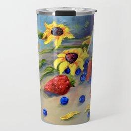 Berry and Susan Travel Mug