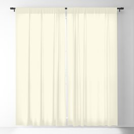 Eggshell - Solid Color Collection Blackout Curtain