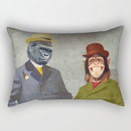 Stan & Jimmy Rectangular Pillow
