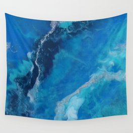 Ethereal Solitude Wall Tapestry