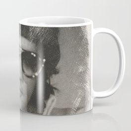 Elvis Presley Sketch 2 Coffee Mug