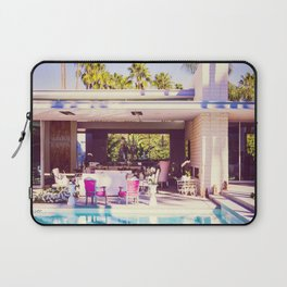 2298 Mid-Century Modern Stanbridge Estate Palm Springs Laptop Sleeve