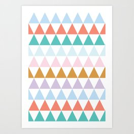 Colour of Spring 3 Art Print