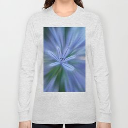 Agapanthus flower in the garden Long Sleeve T-shirt