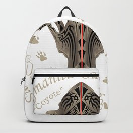Coyote Skull G Backpack