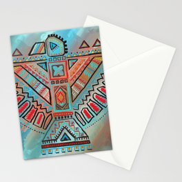 Thunderbird - Native North American Indian Art Stationery Cards