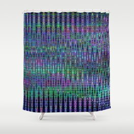 Integrative Shower Curtain