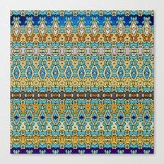 Mix&Match Byzantine Mosaic 02 Canvas Print