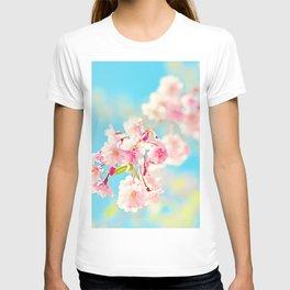 Spring Cherry Blossom T-shirt