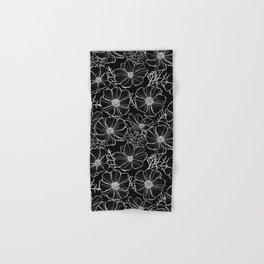Cosmos Flowers Hand & Bath Towel