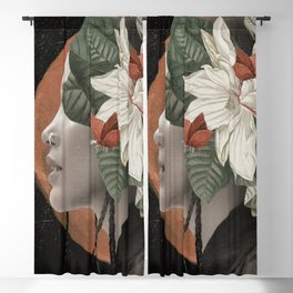 In Bloom 19 Blackout Curtain