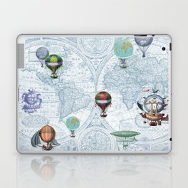 Up Up and Away Laptop & iPad Skin