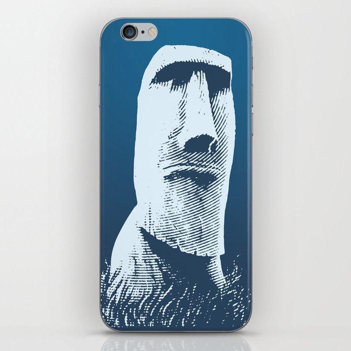 Moai #1 iPhone Skin