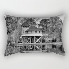 Room by the Lake Rectangular Pillow