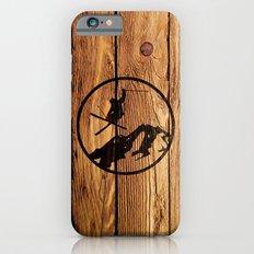 Skiing Slim Case iPhone 6