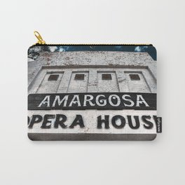 Armagosa Opera House  Carry-All Pouch